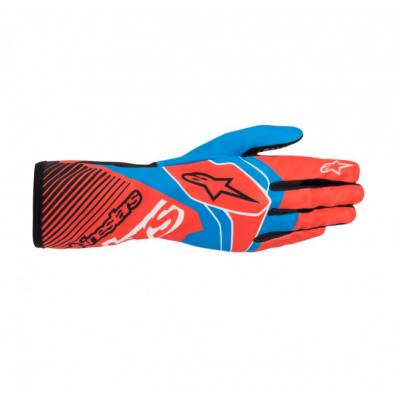 Luvas Alpinestars Tech-1 K Race Vermelho/Azul