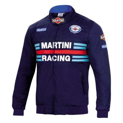 Casaco Sparco Bomber Martini Racing