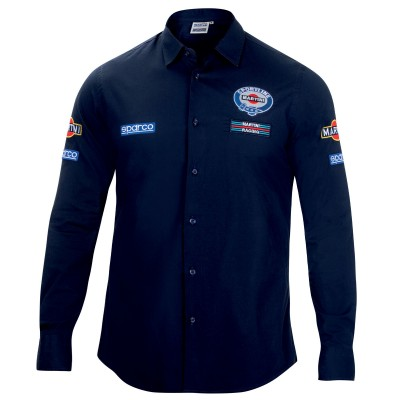 Camisa Sparco Martini Racing