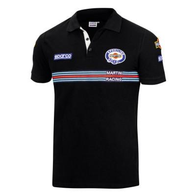 Polo Sparco Emblemas Martini Racing