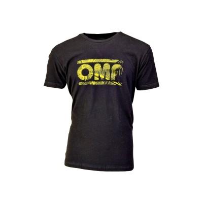 T-Shirt OMP Preta