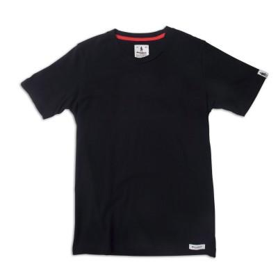 T-Shirt OMP Essential Black