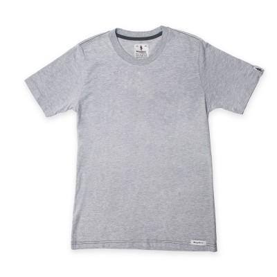 T-Shirt OMP Essential Heater Gray