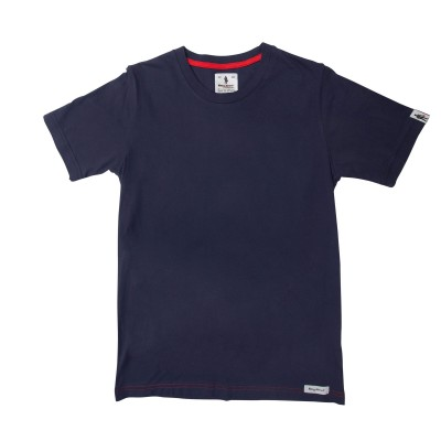 T-Shirt OMP Essential Navy Blue