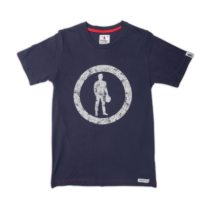 T-Shirt OMP Icon in Circle