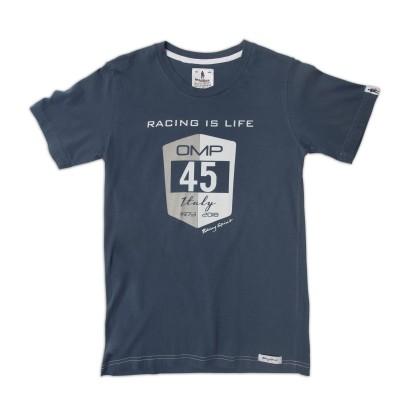 T-Shirt OMP Racing is Life