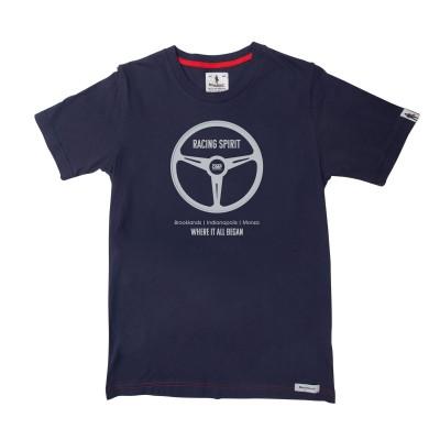 T-Shirt OMP Where it all began
