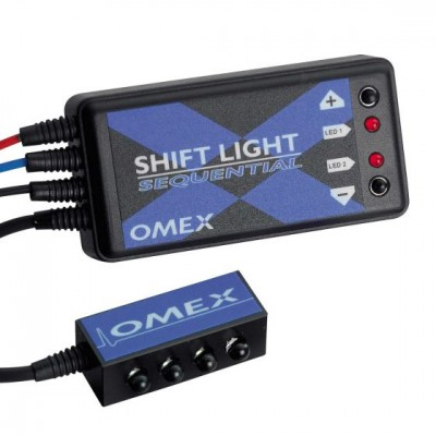 Shift Light Sequencial Omex