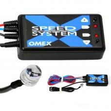Speed System Omex Rev Limiter + Shift Light (1 bobine)