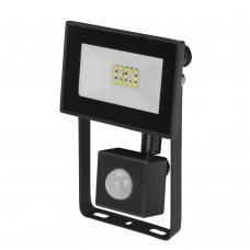 Projector luz LED 10W c/ sensor