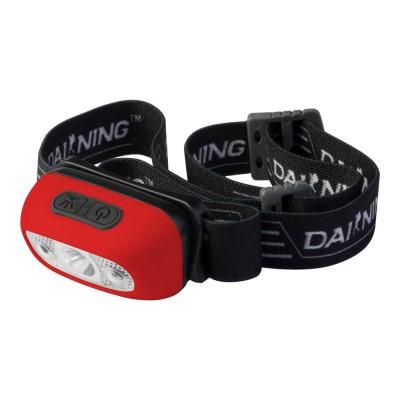 Lanterna Led frontal 5W c/ sensor de presença