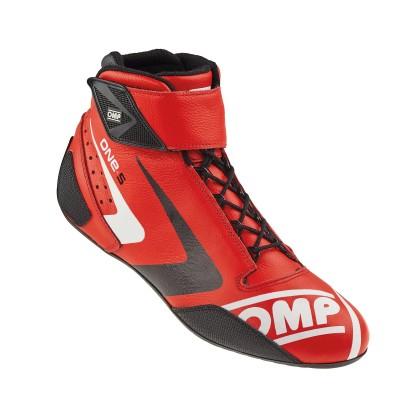 Botas OMP ONE-S - Vermelho