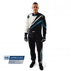 Fato RRS FIA EVO Dynamic Azul