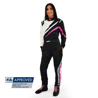 Fato RRS FIA EVO Dynamic Rosa