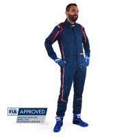 Fato RRS FIA EVO Monte Carlo Azul / Vermelho