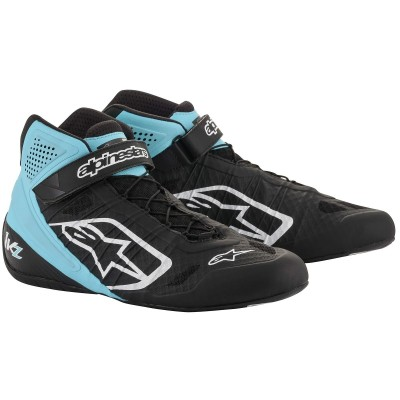 Botas Alpinestars Tech-1 KZ - Preto/Azul