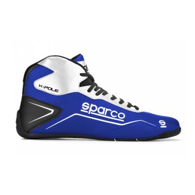 Botas Sparco K-Pole Azul/Branco