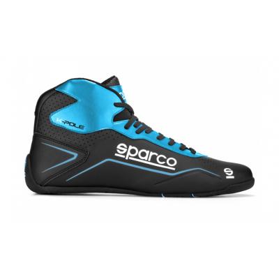 Botas Sparco K-Pole Preto/Azul