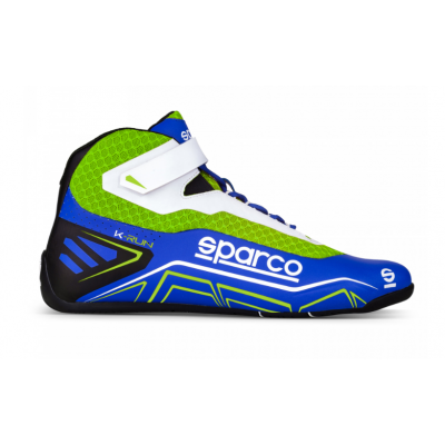 Botas Sparco K-Run Azul/Verde