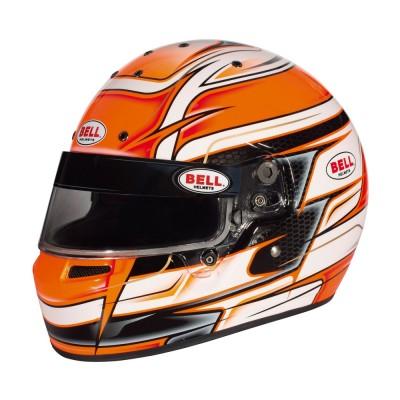 Bell KC7 CMR Venom Orange