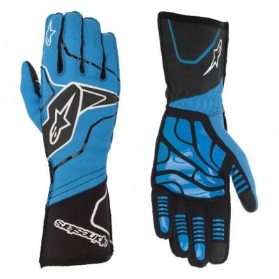 Luvas Alpinestars Tech-1 KX V2 Azul/Preto