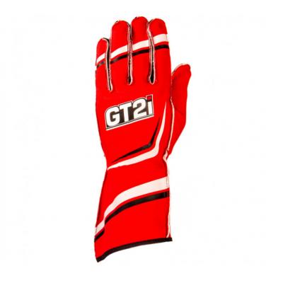 Luvas GT2i K-Race Vermelhas