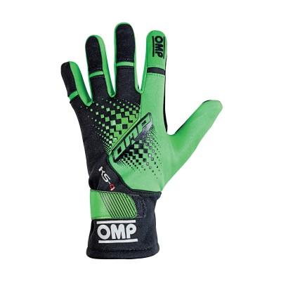 Luvas OMP KS-4 - Verde