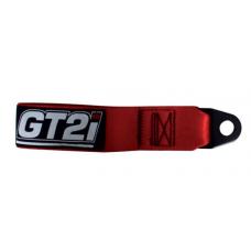 Cinta de reboque GT2i FIA Vermelha