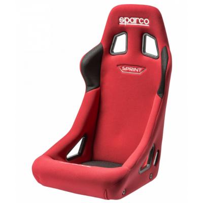 Baquet Sparco Sprint - Vermelho