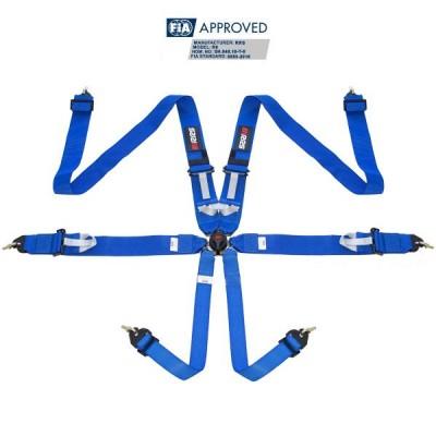 Cinto RRS R6 Azul