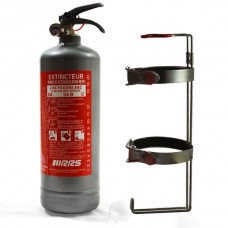 Extintor Manual RRS 2Kg FIA Cinza