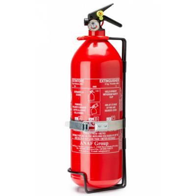 Extintor Sparco Manual 2kg FIA Pó