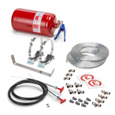 Kit Extintor Automático Sparco Mecânico