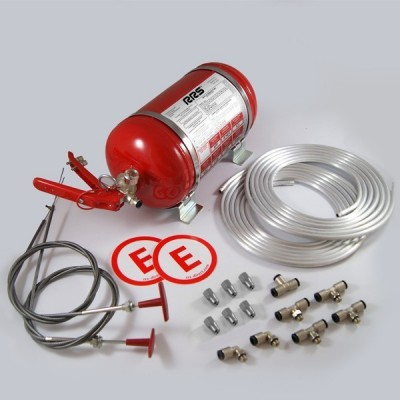 Kit extintor RRS