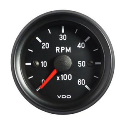 Conta-rotações VDO Vision 6000 RPM Gasóleo/Gasolina