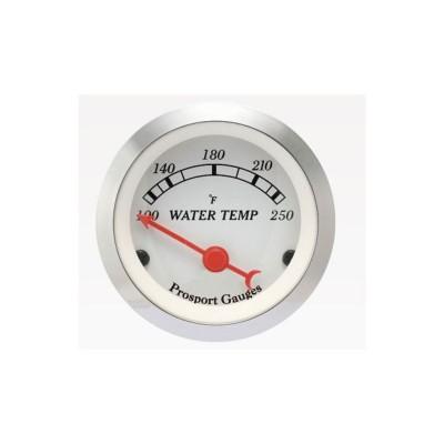 Manómetro Temperatura Água Prosport Classic 120ºC