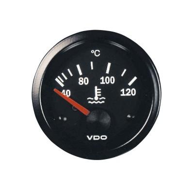Manómetro Temperatura Água VDO 120ºC Cockpit Internacional