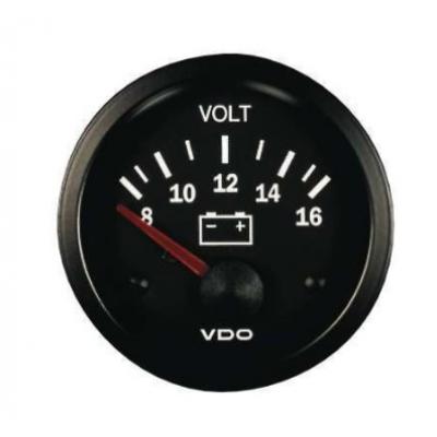 Voltímetro VDO Vision 16V
