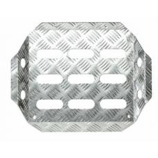 Apoio de pés Copiloto OMP Alumínio