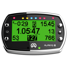 Alfano 6 2T + RPM + NTC & K + Tº Água + Tº Escape Pro (Pack 4)
