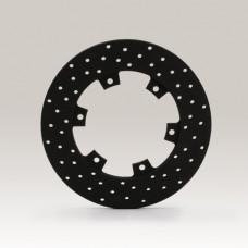 Disco de Travão Ventilado e Perfurado 210x12mm