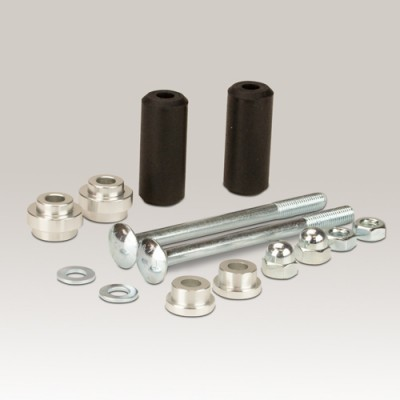 Kit Fixação de para-choques traseiro Ø32mm