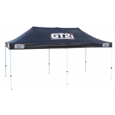 Tenda GT2i 6x3m Preta com Teto