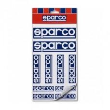 Kit Autocolantes Sparco