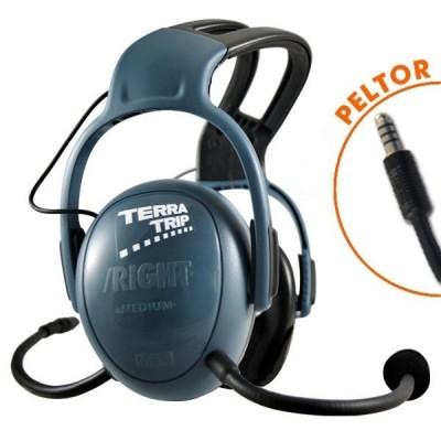 Auriculares de Ligação Terratrip Pro Plus (Peltor)