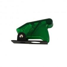 Botão Aviador Verde