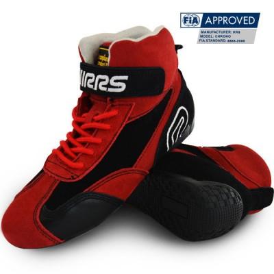 Botas RRS FIA Vermelhas