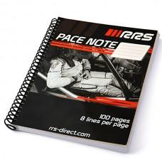 Caderno para Copiloto RRS