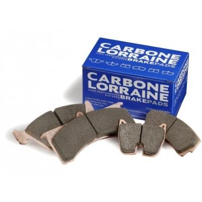 Pastilhas de travão Carbone Lorraine Brakes