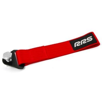Cinta de reboque RRS FIA Vermelha